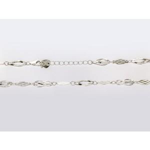 Dámsky strieborny náhrdelník