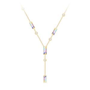 Trblietavý náhrdelník s krištáľom Gonia