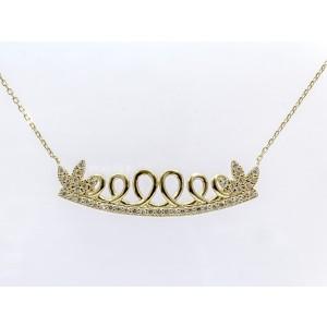 Zlatý náhrdelník.