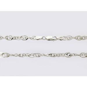 Dámsky strieborný náhrdelník
