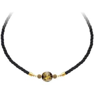 Luxusný náhrdelník s vinutou perlou Ribes