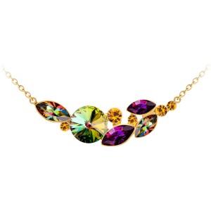 Luxusné trblietavý náhrdelník Irgi
